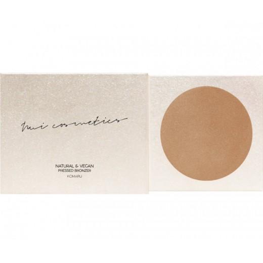 NUI COSMETICS - Prírodný Kompaktný Bronzer KOMARU 12g