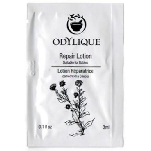 ODYLIQUE - Emolienčný Krém pre Atopickú a Citlivú Pokožku REPAIR - Vzorka
