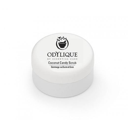 ODYLIQUE - Telový Peeling COCONUT CANDY - Vzorka 5g