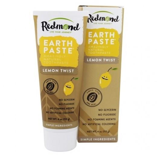REDMOND - Zubná pasta s Bentonitovým ílom a CITRUSMI 113ml