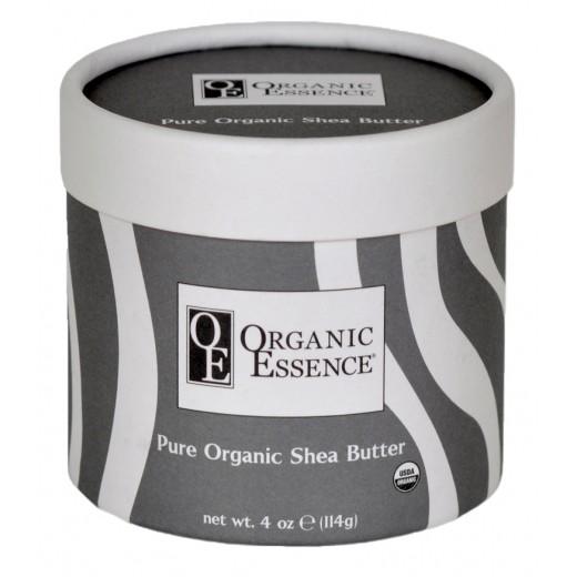 ORGANIC ESSENCE - Čisté BIO bambucké maslo - PURE - Vzorka 10g
