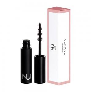 NUI Cosmetics - Vegánska Riasenka s Vitamínom E – Čierna PANGO 7,5g