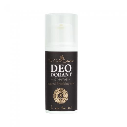 THE OHM COLLECTION - Krémový Dezodorant SACRED FRANKINCENSE - Vzorka 5ml