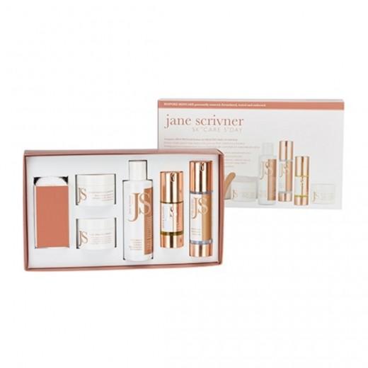 JANE SCRIVNER - Sada SKINCARE 5 A DAY  v krabičke