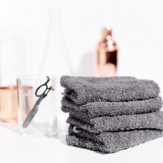 SCRIVNER for MEN MITT DUO - 100 % bavlnené rukavice bez prstov na tvár 2 ks