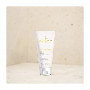 Eco by Sonya Face Sunscreen SPF 30 - Pleťový opaľovací krém 75ml