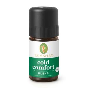 PRIMAVERA - Zmes Esenciálnych Olejov COLD COMFORT 5ml