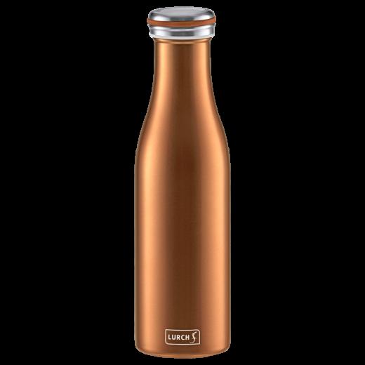 LURCH - Trendy termofľaša 500 ml Bronze - Metallic