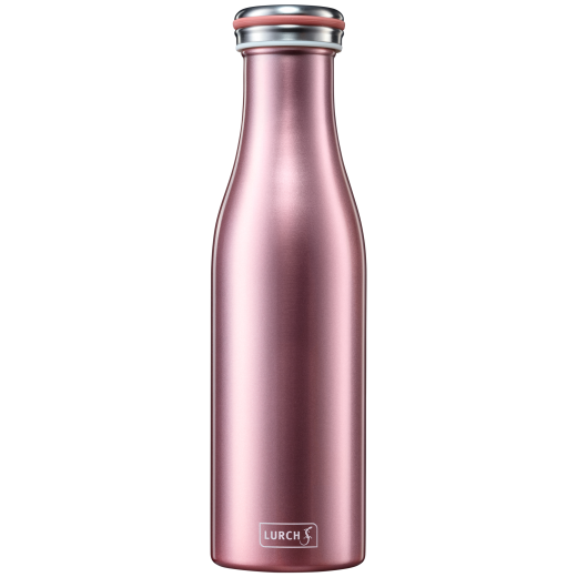 LURCH - Trendy termofľaša 500 ml - Rose Gold
