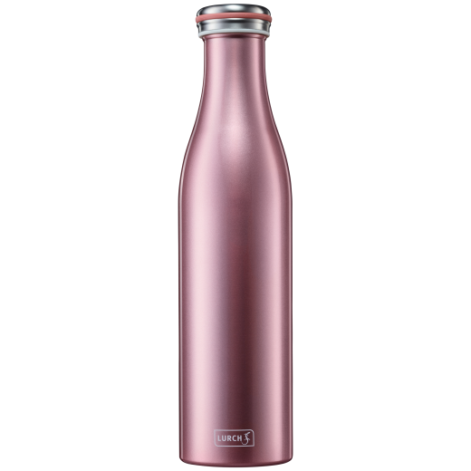 LURCH - Trendy termofľaša 750 ml - Rose Gold