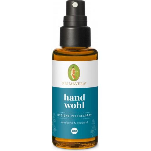 PRIMAVERA - Prírodná Dezinfekcia na Ruky HAND COMFORT 50ml