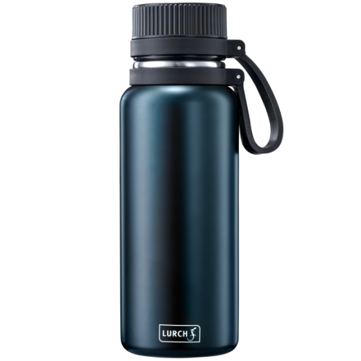 LURCH - Outdoorová termofľaša 500 ml Night blue