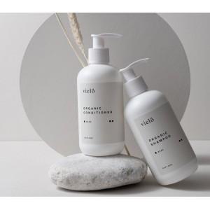Vielö Organic Duo Hair – Sada Organický  šampón a kondicionér na vlasy 2x250ml
